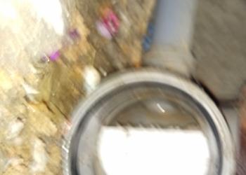 снять заглушку с канализаций