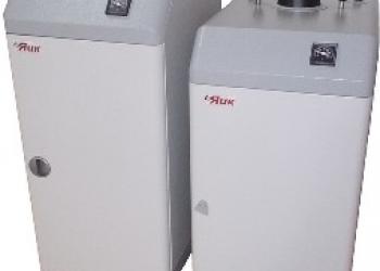 Бытовой газовый котел КС-Г-8 для дома 80 кв.м.