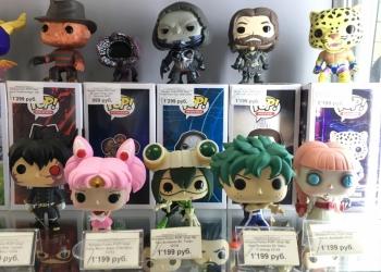 фигурки FUNKO POP - любимые герои становятся ближе ❤