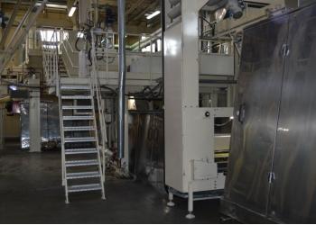 линия по производству макарон