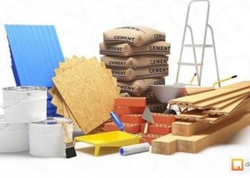 Строительные материалы, снабжение объектов