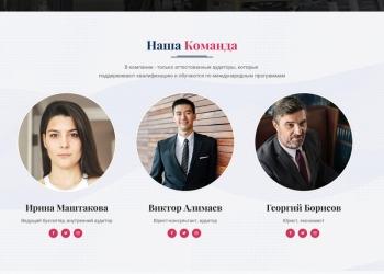 Создаем сайты для малого бизнеса от 15000 руб.