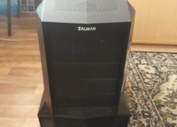 Компьютер игровой 6 ядер, 8 гб озу, SSD