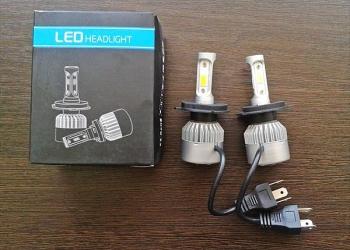 Авто лампы LED H4