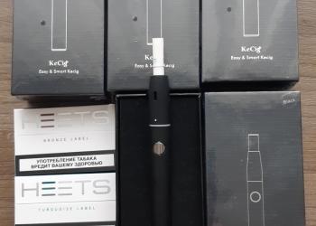 Нагреватель табака стикеров. IQOS