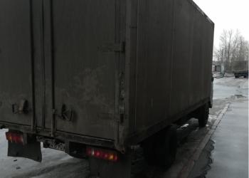 Авто фургон промтоварный 5.2х2.1х2.1