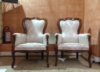Перетяжка рестоврация и изготовление мягкой мебели