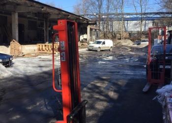 Штабелеры ручные гидравлические б/у. Продажа, аренда в СПб