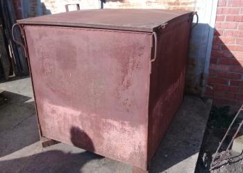 Ёмкость 1,3 м.куб. для строительных или хозяйственных нужд