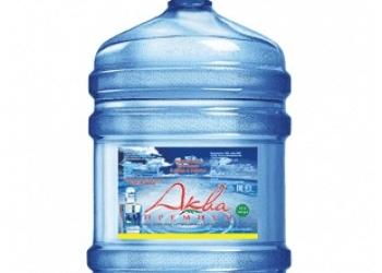 Вода Аква Премиум для кулера баллон 19л