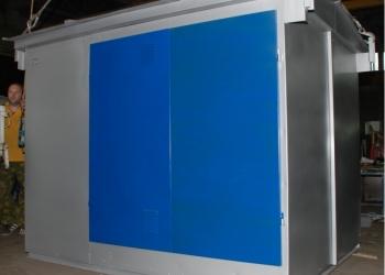 Киосковые трансформаторные подстанции типа серии КТП наружной установки