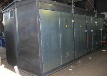 Городские двух трансформаторные подстанции серии 2ГКТП, мощностью 100…2500 кВА