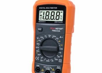 Цифровой мультиметр PM 8233 С