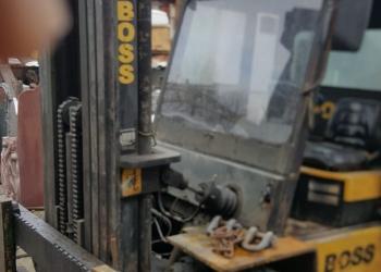 Автопогрузчик вилочный steinbock boss H70, б/у