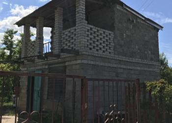 Продаётся участок с 2х этажным домом в СНТ