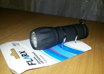 Светодиодный фонарик FLARX только для тебя