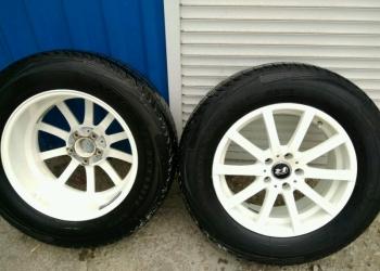 комплект колес R17 на корейского кроссовера