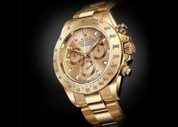 часы: Rolex Daytona