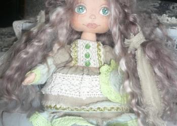 Авторская кукла Эльвира