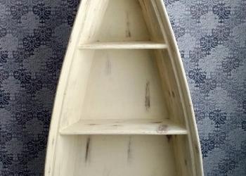 """Стеллаж """"Лодка"""" (часть лодки)"""