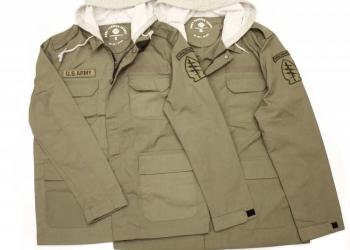 """Куртка ветровка """"Andy Trooper"""" Размер S"""
