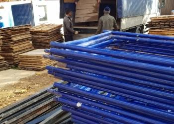 Аренда строительных лесов ЛРСП-40