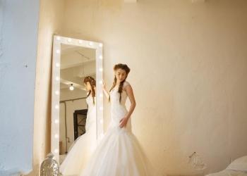 Новое свадебное платье за 9900 руб.