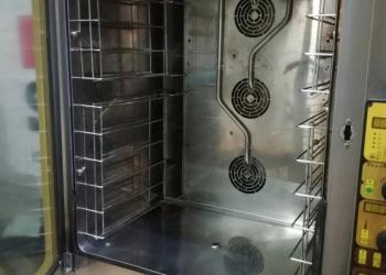 Конвекционная печь (пароконвектомат) Unox XB 803