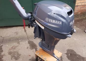 Лодочный мотор ямаха 9.9 JMHS