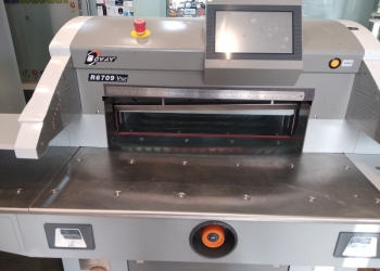 Бумагорезательная машина Boway R6709 V9.2