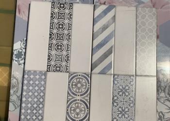 Керамическая и керамогранитная плитка