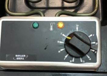 Гриль лавовый roller grill 140D