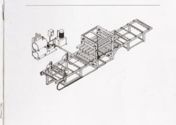 Производственная линия изготовления SIP.