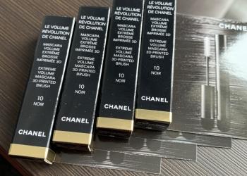 Продам тушь Chanel оригинал миниатюры новые