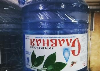 """Артезианская вода """"Славная"""""""