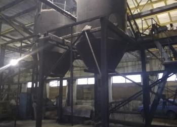 Бункер для утилизации опилок