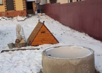 чистка питьевых колодцев по районам