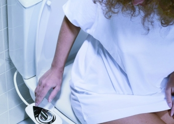 Механическая биде-накладка для унитаза