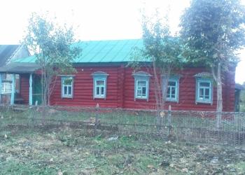 Продам дом с личным выходом к реке ока