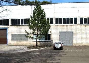 Продается производственное помещение,8000 м3