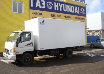 Hyundai HD-78 фургон сендвич-панели