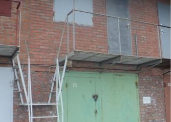 Продам двухэтажный капитальный гараж