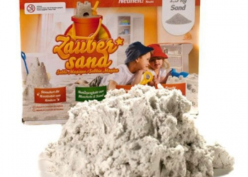 Живой (кинетический) песок