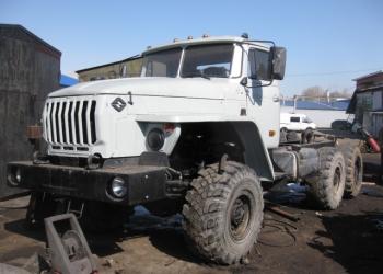 Продам а/м Урал шасси ЯМЗ238 усиленная рама (полный кап. ремонт 2015)