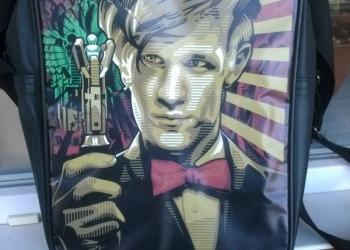 """сумка """"Doctor who"""""""