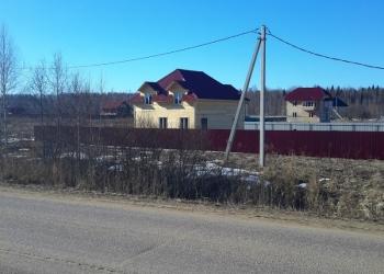 Дача в деревне на севере Подмосковья. Дмитровское шоссе