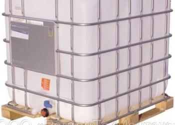 еврокуб евробак емкость пластиковая под воду 1000 литров