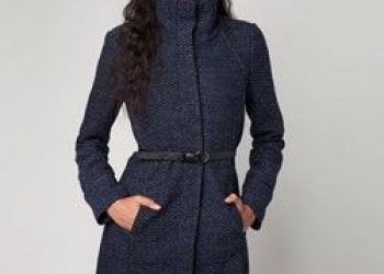 Пальто демисезонное Bershka