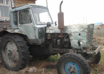 Трактор МТЗ-80Л