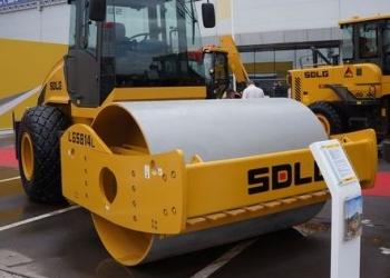 Каток дорожный RS8140 (SDLG)